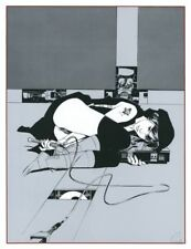 Affiche Sérigraphie Chants Magnétiques Chants Magnétiques Solitude 1 Galerie 201