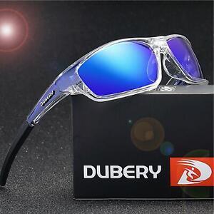 Dubery Polarized Sport Sunglasses For Men And Women