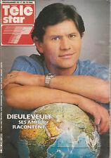 Télé Star N°502 - Philippe De Dieuleveult - Claude Santelli - Gérard Klein