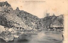 Ruinas sur la Sédelle en Crozant