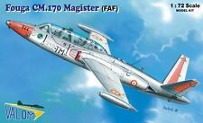 Valom 1/72 Model kit 72083 Fouga Magister CM.170. Decals French Air Force