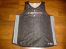 TEAM ISSUE Adidas SEATTLE STORM Reversible Practice Basketball WNBA Jersey XXL
