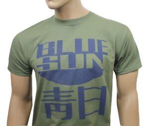 Serenity (2005) / Firefly inspired mens film/TV t-shirt - Blue Sun