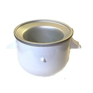 Kitchen Aid Ice Cream Maker Bowl Attachment BOWL ONLY Replacement Spare 9707962