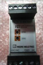 Neuf MOORE INDUSTRIES Fct /4-20MA/0-10V/ U-Rf Signal Adaptateur FCT420MA010VURF