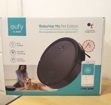 Eufy Robovac 11c Pet Edition Wi-Fi Connected Robotic Vacuum Cleaner