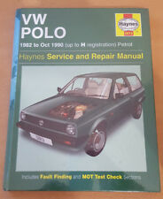 813 VW Polo 1982 to 1990 Petrol Haynes Service and Repair Manual