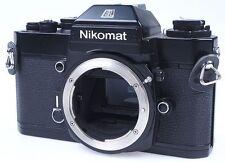 Nikon Nikomat EL ungebraucht unused, NEU NEW, Sammlerstück, mint + *N505