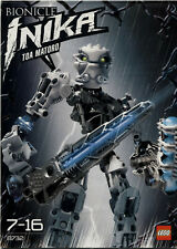 Lego Bionicle # 8732 Inika Toa Matoro - Bauanleitung (keine Steine!)