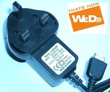 REPLACEMENT SAMSUNG 600 TRAVEL CHARGER POWER SUPPLY ADAPTER 5.2V 500mA KJ-TC14A