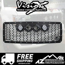 Vision X Light Cannon VS Grille w/ Lights For '11-'16 Ford SuperDuty 5062114