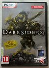 """Pc Computer Game """"darksiders"""" From Thq"""