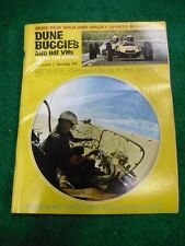 Dune Buggies and Hot VWs Magazine Spring of 1968 Vol. 1 #3