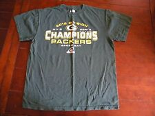 Nice Green Bay Packers 2012 Division NFC North Champions T Shirt by Team Apparel