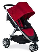 Britax B-Lively Stroller in Cardinal Red Brand New! Free Shipping!
