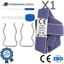 Orthodontic Dental Dentaurum High-Pull Headgear Safety Modules Denim Facebow