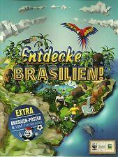 4 Sticker für Edeka ~ Entdecke Brasilien