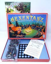 Björn Hölle HEXENTANZ Spiel 1989 FX Schmid SEHR GUT 71205.4  3-6 Spieler ab 8 J.