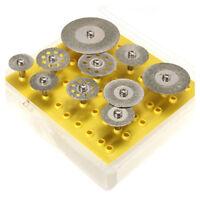 10 Stueck Diamanttrennscheiben Trennscheibe Set fuer H8P3) OE