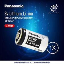 Genuine 1x Panasonic 3V CR2 Lithium Battery CR15H270 CR15270 15270 15266 DLCR2