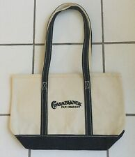 Casablanca Fan Company  Cotton Canvas Tote NWOT