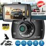 "2.4""Full Hd 1080p Dash Cam Car Dvr Driving Security G-sensor Camera Recorde U2U6"