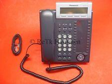 Panasonic KX-DT333 Systemtelefon Telefon Rechg_MwSt  KX DT333 KX-DT333 schwarz