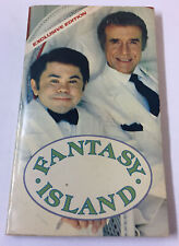 1987 tv show paperback book ~ FANTASY ISLAND