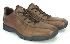 Timberland 72120 City Endurance Kisco Brown Leather bicycle toe Shoes Mens 11.5