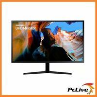 "32"" Samsung UJ590 UHD 4K QLED Monitor Wide Screen Gaming HDMI Display Port VESA"