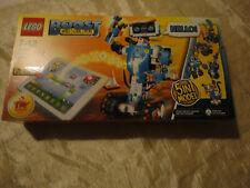 Lego 17101 TOOLBOX ROBOT BOOST BRICKS Build Code Play CREATIVE NEUF NEW NIB Auto