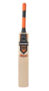 Clearance - Graydon ENGLISH WILLOW CRICKET BAT G-3000 Factory pressed