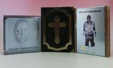 CD G-Dragon Alive Metal Cover & One of a Kind & Heartbreaker SET of 3 BIGBANG