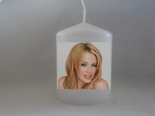Unique Kylie Minogue Singer Candle Gift - Gift Wrapped