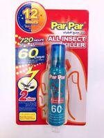 Par Par Spray Protezione Repellente Contro Zanzare Insetti Bambini Adulti linq
