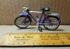 Vintage Zylmex Die-cast & Plastic Bridgestone Minibike 1/20 Scale (A-4)