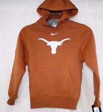 NEW Kids Youth Boys Nike University of Texas Longhorns NCAA Hoodie Sweatshirt