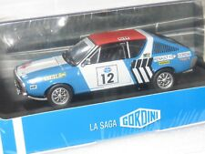 1/43 Renault 17 Gordini  Winner Rallye Press on Regardless USA   J.L.Therier