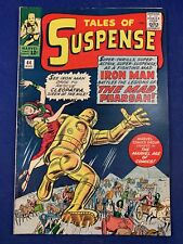 Tales of Suspense #44 Marvel Comics Iron Man appearance Silver Age NO RESERVE