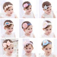 Newborn Toddler Baby Boys Girls Cotton Hat Soft Cap 0-3 Months TB