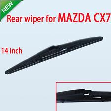 Rear wiper blade 14 inch For MAZDA CX7 2006-2012