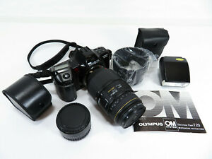 SLR Bundle - Sigma 70-300mm Macro Zoom Lens - Minolta 7000i - Flash - Converter
