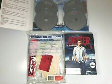DEXTER The Second Season DVD With Evidence Bag