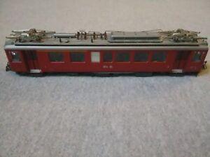 Bemo HOm RhB ABe 4/4 501 Electric Railcar  ~ TSL