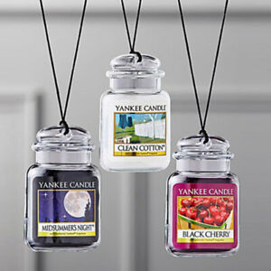 Yankee Candle Car Jar Ultimate Fresheners 15 Scent