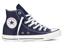 Converse All Star Hi Top Chuck Taylor Navy Trainers Shoes Men Women Unisex
