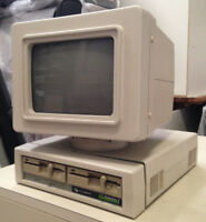 COMPUTER VINTAGE COMPUGRAPHIC POWERVIEW MCS5 (1985)