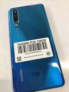 Huawei P30 - 128GB - Mystic Blue - Unlocked