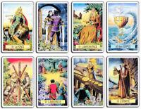 Tarot de l'arc des secrets - Arcus Arcanum - Jeu de 78 cartes divinatoires