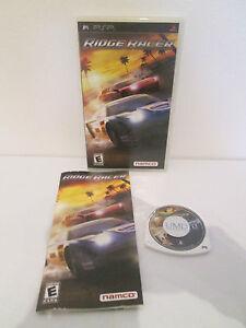 Sony Playstation Portable PSP - Ridge Racer